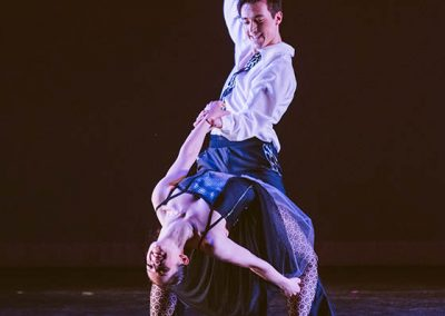 Ballet on the Edge