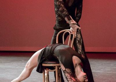 tutus and tango chair backbend